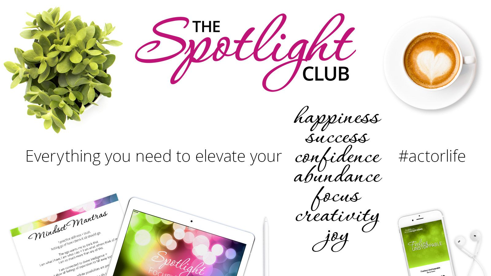 The Spotlight Club: Everything you need