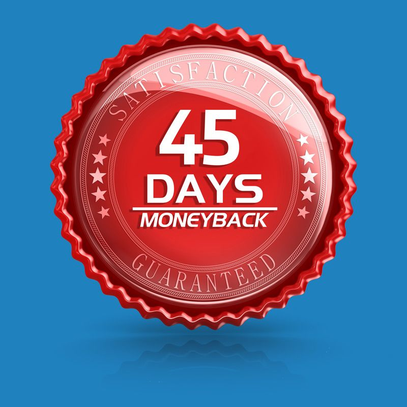 45 Day Guarantee