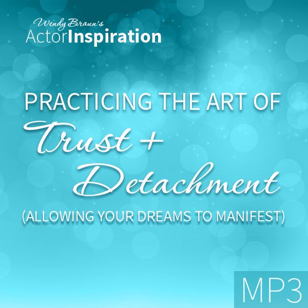 TRUST + DETACHMENT