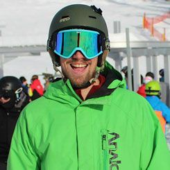 testimonial profile, online virtual snowboard school