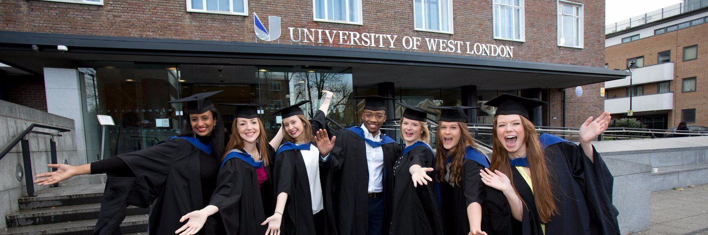 University of West London Graduates