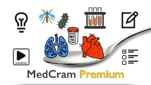 MedCram premium medical lectures
