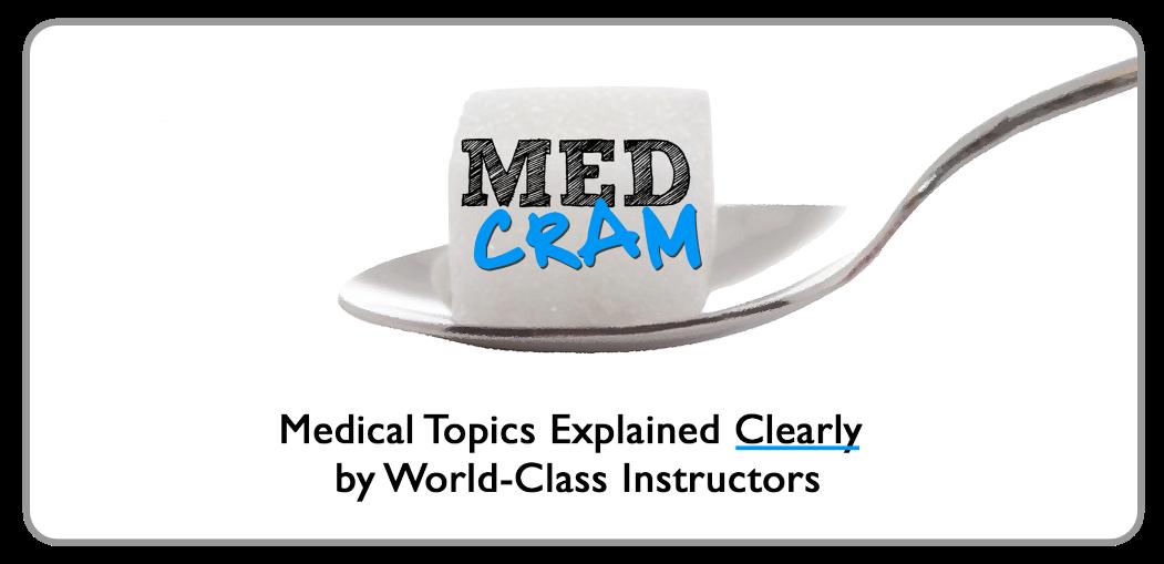 Free Medical Lectures at MedCram.com