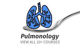 pulmonology medical courses