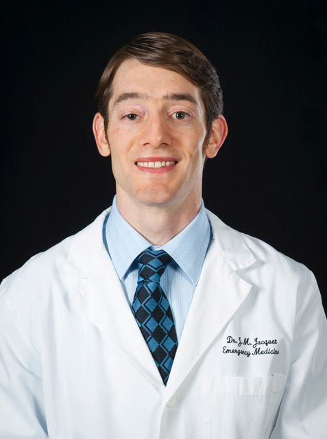 Joshua Jacquet, M.D..