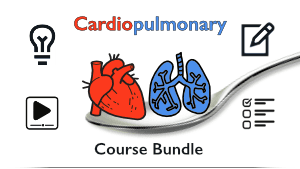 Cardiology and pulmonology medical review courses