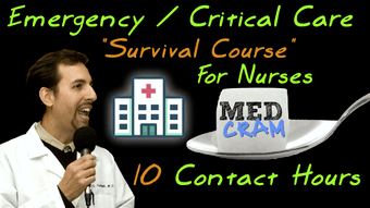 Emergency Medicine Critical Care Continuing Education Nurses