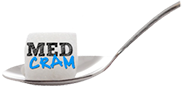 MedCram Medical Videos Logo